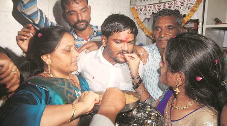 hardik patel, Hardik Patel in Rajasthan, Hardik Patel ban from Gujarat, Hardik Patel in Udaipur, India news,