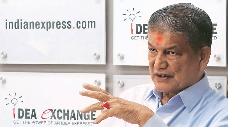harish rawat, uttarakhand 2013 floods, uttarakhand flash floods, modi, narendra modi, uttarakhand disaster relief fund, bjp, modi election rally, uttarakhand chief minister, Vijay Bahuguna, india news, uttarakhand news. indian express