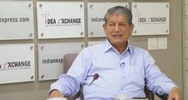 Idea Exchange With Harish Rawat