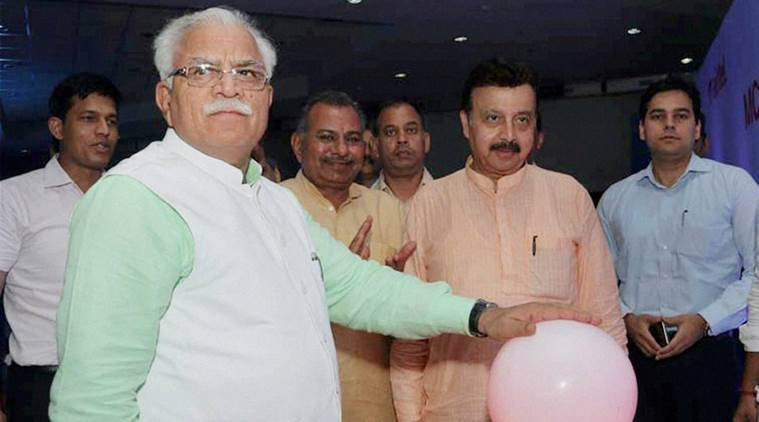 haryana, panchayati raj institutions, haryana cm, haryana chief minister, manohar lal khattar, haryana news, india news, latest news