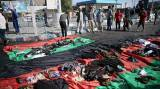 At least 80 dead as IS claims twin blasts during Kabul protest
