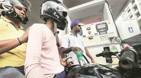 Once again, 'No Helmet No Petrol' campaign in and around Dharamshala