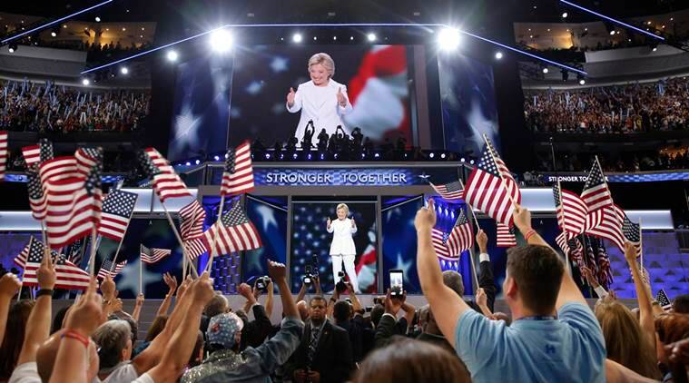 hillary clinton, hillary clinton speech, democratic convention, philadelphia convention, hillary clinton president, hillary clinton nomination, democrats in philadelphia, hillary clinton and bernie sanders, world news, latest news, breaking news