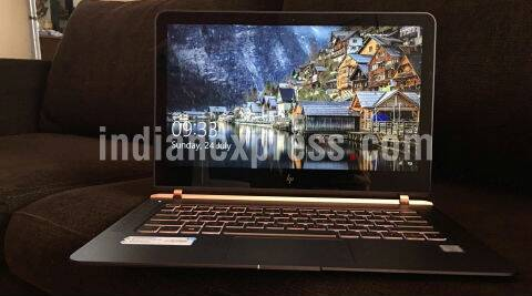 HP, HP Spectre 13, HP Spectre 13 review, Spectre 13 review, HP Spectre 13 price, HP Spectre 13 India price, HP Spectre 13 specifications, HP Spectre 13 features, HP thinnest laptop, worlds thinnest laptop, gadgets, technology, technology news