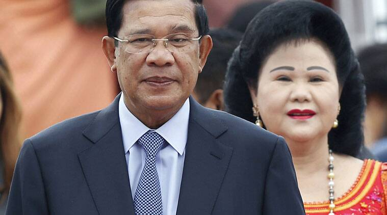 Cambodia, Phnom Penh, Cambodia govt, PM Hun Sen, Kem Sokha, Cambodia National Rescue Party, Cambodian opposition, Cambodian politics, Cambodia news, world news, latest news, indian express