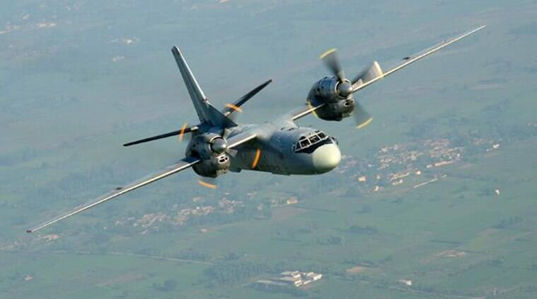 Missing Iaf An 32 Aircraft Airforce Must Ground These 35 Year Old Planes India News The Indian Express
