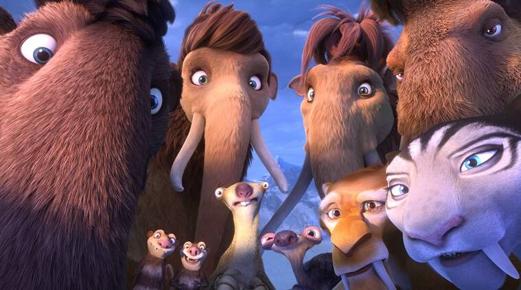 ICE AGE: COLLISION COURSE movie review, ICE AGE: COLLISION COURSE review, ICE AGE: COLLISION COURSE film review, ICE AGE: COLLISION COURSE, movie review, review, hollywood movie review, ICE AGE: COLLISION COURSE movie, ICE AGE: COLLISION COURSE animated movie, ICE AGE: COLLISION COURSE hollywood review, Entertainment