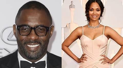 Idris Elba should be next james bond: Zoe Saldana