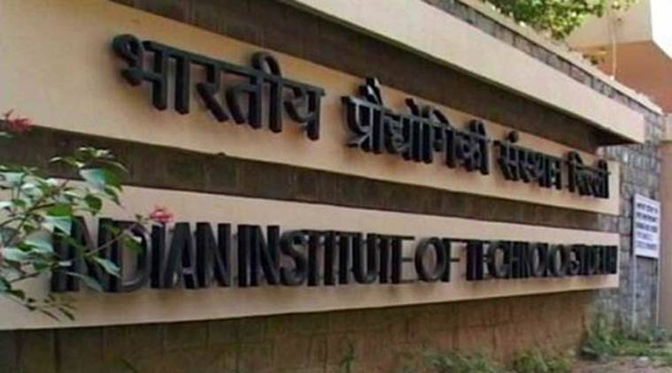 IIT, IIT Delhi, helmet straps, diabetes test, Indian Express, Indian Express News