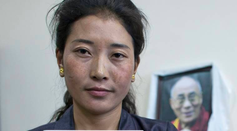 Nyima Lhamo, Tibetan briest china torture, tibetan priest niece exile, tibentan priest niece dharmsala, tibentan priest niece India, Tenzin Delek Rinpoche tortured, news, latest news, China news, India news, national news, world news, international news, Tibetan priest torture, China torture, Tibetan priest niece flees China