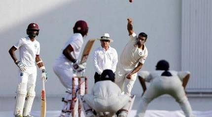 India vs West Indies 1st Test Day 3 Live