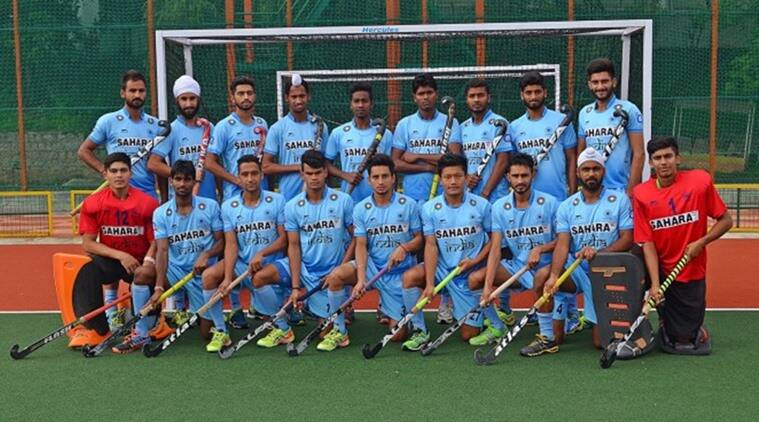 Indian Junior Hockey, Indian Junior Hockey squad, Indian Junior Hockey captain Dipsan Tirkey, Dipsan Tirkey, EurAsia Cup, Rio Olympics 2016, Rio 2016, Olympics, Olympics Hockey, hockey, latest news, sports news