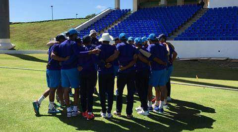 India vs West Indies: Caribbean cruise begins now,  Antigua Test from Thursday