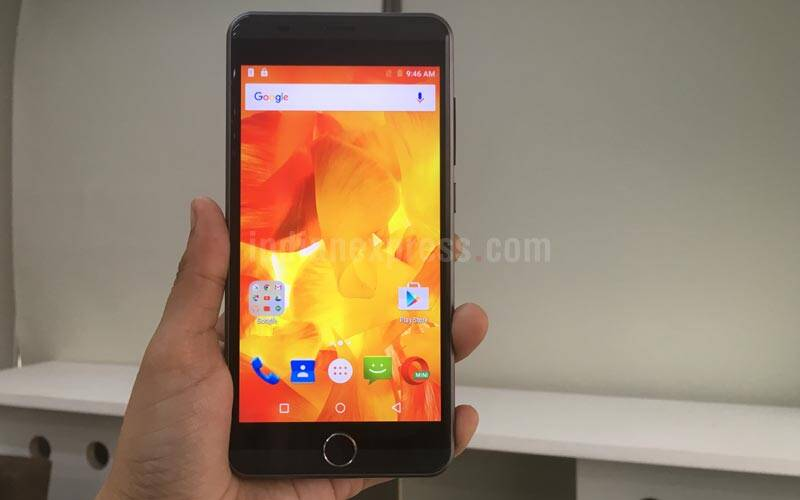 Intex Aqua View, Intex Aqua View review, Intex Aqua View specs, Intex Aqua View Eyelet, Intex Aqua View price, Intex VR phone, budget VR smartphone, VR Phone for less than Rs 10,000, Android, smartphones, technology, technology news