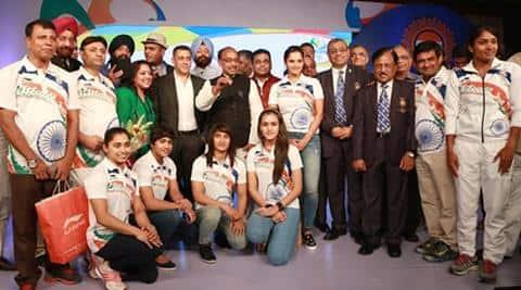 Spotlight on Salman Khan at IOA's Rio 2016 Olympics contingent  send-off