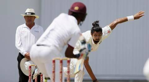 India vs West Indies, Ind vs WI, WI vs IND, Ishant Sharma, Ishant Sharma India, Ishant sharma wickets, cricket, cricket news