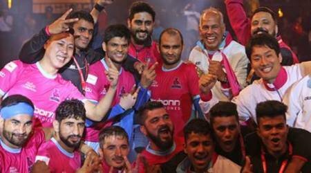 Jaipur Pink Panthers down Telugu Titans, ascend to final