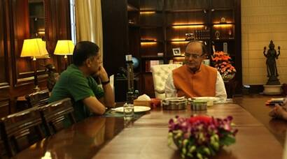 Arun Jaitley, Finance Minister Arun Jaitley, Ministry of finance, Arvind Subramaninan, CEA arvind Subramanian, Subramanian Swamy, Business news