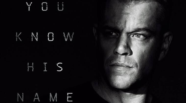 Jason Bourne, Jason Bourne posters, Jason bourne movie posters, Jason bourne posters vandalised, Matt damon, Jason bourne posters ripped, Jason bourne posters protest