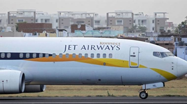 Jet airways, Jet airways emergency landing Kerala, Jet airways Kerala, Jet airways Kerala airports, Jet airways plane tries to land 6 times, Jet airways news, Jet, Kochi airport, Thiruvananthapuram airport, indian express, india news
