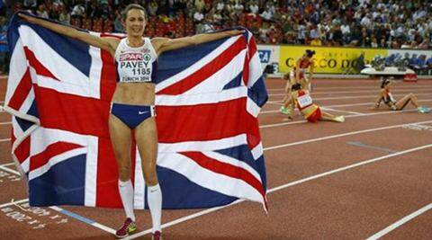 Jo Pavey racks up fifth Olympics with Rio selection