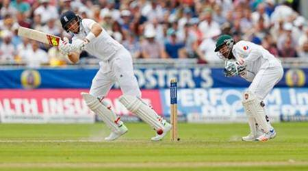 Joe Root hits his second Test double hundred