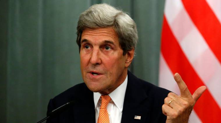 U.S. Secretary of State John Kerry. (AP File Photo)