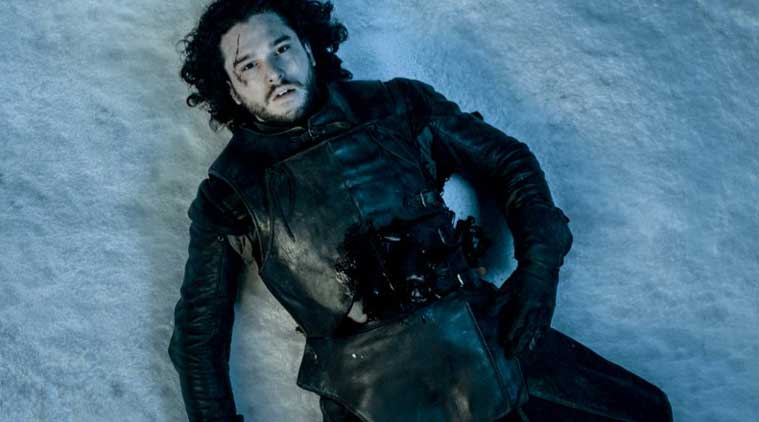 Jon Snow's death sent Kit Harington to therapy
