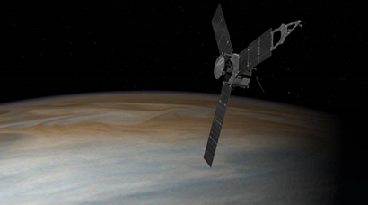 NASA's Juno probe mission: Solar-powered spacecraft is now orbiting Jupiter