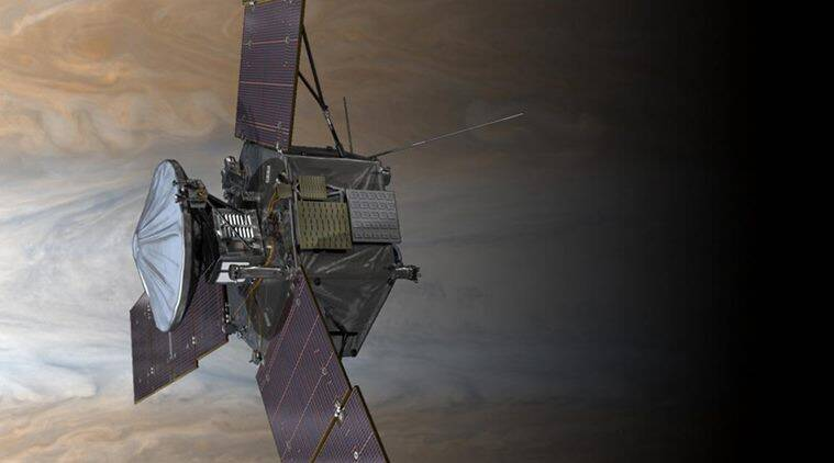 NASA, NASA Juno, Juno mission, Juno in Jupiter, Juno enters Jupiter orbit, Juno probe, Jupiter NASA Mission, Juno spacecraft, Juno live, nasa tweets, nasa juno mission tweets, NASA Juno Jupiter, Jupiter orbit juno, jupiter orbit, juno mission, science news, nasa news