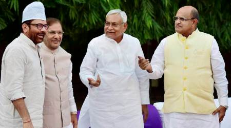 Sharad Yadav has 'voluntarily left' the party no split, says KC Tyagi