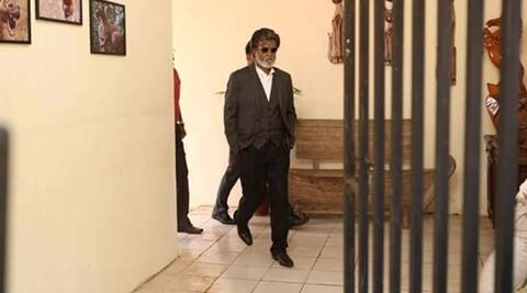 Rajinikanth watches Kabali with fans in US, gets  standing ovation, see pics