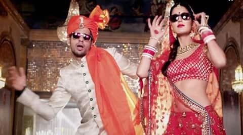 Kala Chashma, Kala Chashma song, Kala Chashma new song, Baar Baar Dekho, Katrina Kaif, Badshah, Badshah new song