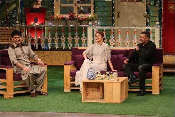 Salman Khan, sultan, Kapil Sharma Show, the Kapil Sharma Show, Anushka Sharma, Comedy Nights Live, Comedy Nights Live sultan, Krushna Abhishek, Krushna Abhishek show, sultan eid, eid, the kapil sharma show eid, Kapil Sharma, Salman Khan film, Salman Khan news, entertainment photos, salman pics