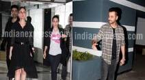Kareena Kapoor, Karisma Kapoor, Karan Johar, Sanjay Kapoor