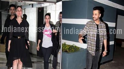 Kareena Kapoor spotted chilling with sister Karisma Kapoor, bestie Karan Johar