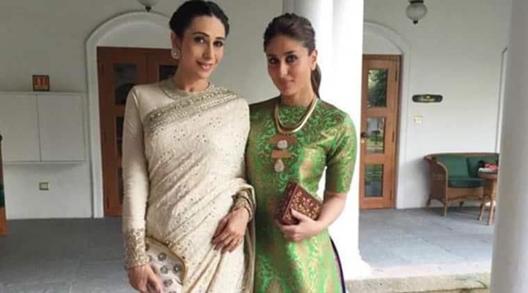 relationship between kareena kapoor and karishma wedding