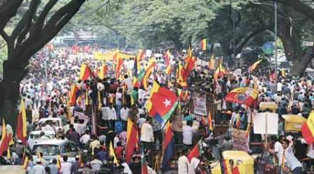 Protests against Mahadayi verdict rock Karnataka