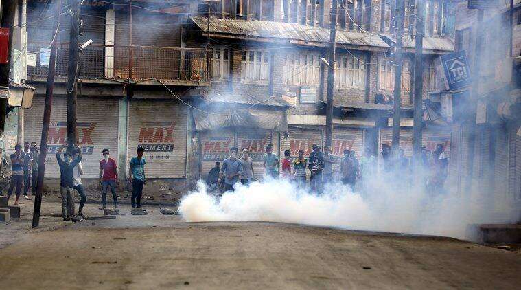 Kashmir protests, Kashmir valley, Burhan wani, Burhan wani killing, Islam, jihadists, Jihad, Yasin Mallick, Nice attack, France, Hafiz sayeed, indian express editorials