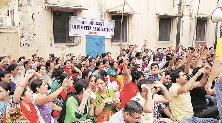atrocities on kashmiri pandits Kirpa ram led this group of kashmiri pandits driven to dire straits by state persecution they had faced stiff taxes, atrocities,.