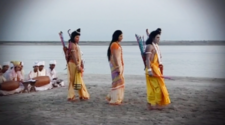 Folk traditions of Ram-katha in the North-east