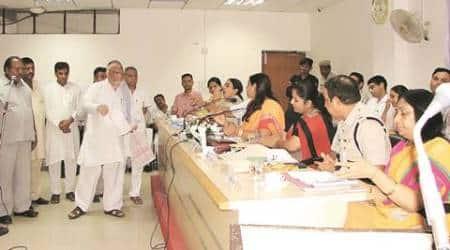 Haryana minister directs MC, HUDA to ensure cleanliness inPanchkula