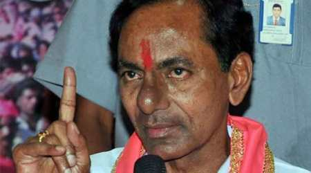 Amit Shah lied about central aid: K Chandrashekar Rao