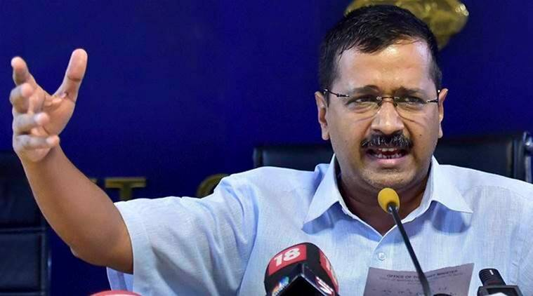 Arvind Kejriwal claims Amit Shah to replace Anadiben Patel as CM