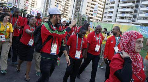 Kenya's Olympic boss says country's athletes will pass anti-doping tests before Rio Games