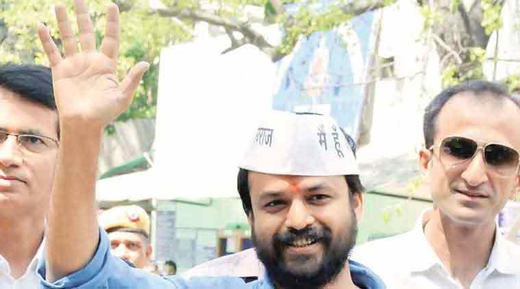ashish khetan, punjab elections, aap, guru granth sahib, golden temple, aap punjab manifesto, ashish khetan booked, ashish khetan insults sikhs