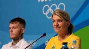 Kitty Chiller pours cold water on Russia 'cheats meet'
