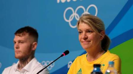 Kitty chiller, Kitty Chiller Australia, Kitty Chiller Australia Olympic Delegation, Russia, Russia Olympics, Russia Doping, Sports news, Sports updates