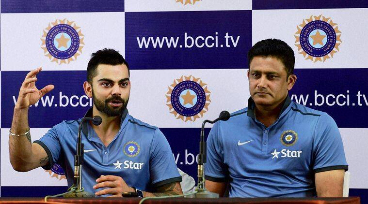 india vs west indies, india tour of west indies 2016, india vs west indies 2016, virat kohli, anil kumble, kohli, kumble, cricket news, cricket