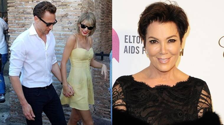 Kris Jenner Happy For Taylor Swift On Her Romance With Tom